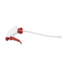 Spraykop rood sanitair | per stuk