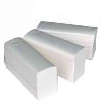 Handdoekjes multifold cellulose 2-laags 24x20,6 cm | 25 x 150 stuks