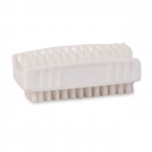 Nagelborstel kunststof wit | per stuk