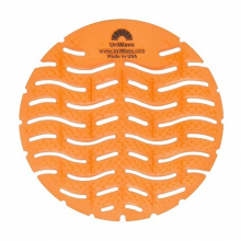 Urinoirmatten uriwave mango (oranje) | 10 stuks
