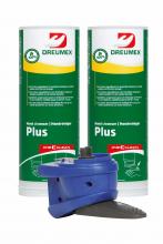Starterpakket One2Clean Plus met handmatige dispenser