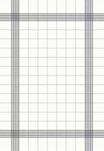 Servet Duni towel napkin donkergrijs 38x54 cm ongevouwen | 250 stuks