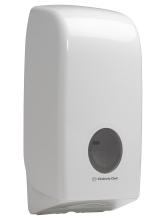 Dispenser Aquarius toilettissue gevouwen