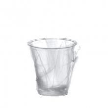 Duni hotelglas soft per stuk verpakt in plastic folie | 1400 stuks