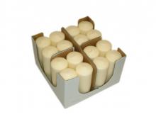 Stompkaars 150x60 mm ivoor | 16 stuks per doos