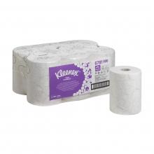 Handdoeken slimroll Kleenex ultra 2-laags 100 mtr | 6 stuks