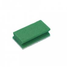 Reinigingsspons Taski groen-wit | 10 stuks