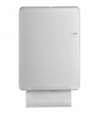 Dispenser Quartz handdoekpapier vouw  wit