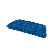 Microvezel vlakmop 28 cm blauw | 5 stuks