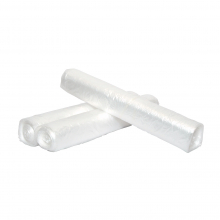 Afvalzak pedaalemmer 50x55 cm HDPE transparant T10 | 50 rol x 50 zakken