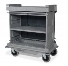 Hotelwagen basis Numatic NKU-30FF | per stuk