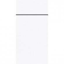 Bestekzakjes Dunisoft Duniletto slim (2in1) 40x33 cm wit | 4 x 65 stuks