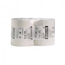 Toiletpapier maxi jumbo 2-laags 380 mtr | 6 rol per pak