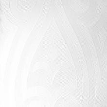 Servet Duni Elegance Lily 48x48 cm wit 1/4 vouw | 6 x 40 stuks