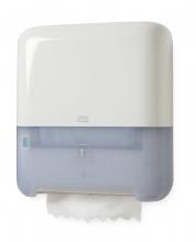 Dispenser handdoekrol handbediening H1 wit