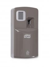 Dispenser luchtverfrisser Elevation aluminium grijs