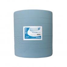 Industriepapier blauw 3-laags 400 mtr x 37 cm   1 rol per pak
