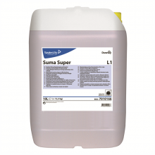 Suma Super L1 vloeibaar wasmiddel met chloor 10 liter | per stuk