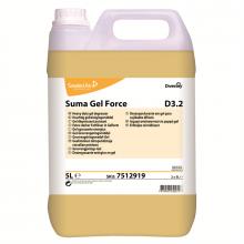 Suma Gel Force D3.2 krachtige ontvetter  5 liter | 2 stuks