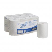 Handdoeken slimroll Scott essential 1-laags 190 mtr | 6 stuks