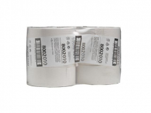 Toiletpapier maxi jumbo 1-laags 525 mtr | 6 rol per pak