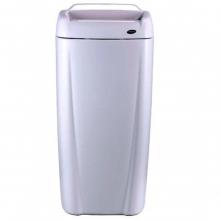 Afvalbak XIBU wit 45 liter handmatig