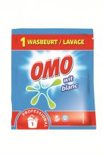 Omo sachets poeder (1 sachet (100 gram) = 1 wasbeurt) | 50 stuks per verpakking