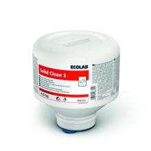 Solid Clean S vaatwasmiddel met ecolabel 4,5 kg | 4 stuks