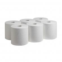 Handdoeken large roll Scott control 1-laags 250 mtr | 6 stuks