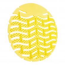 Urinoirmatten lemon geel | 10 stuks