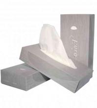 Facial tissues 2-laags 21x21 cm | 40 x 100 stuks