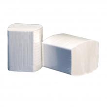 Toiletpapier gevouwen tissue 250 vel 2-laags cellulose | 36  bundels