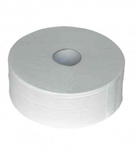 Toiletpapier maxi jumbo 2-laags cellulose | 6 rol per pak