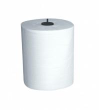 Handdoekrol papier 2-laags 150 mtr x 21 cm | 6 rol per pak