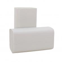 Handdoekpapier Z-vouw naturel 2-laags 23x25 cm | 20 x 190 stuks