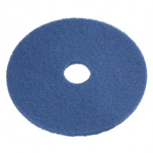 "Vloerpad 3M Scotch Brite 17"" blauw 43 cm | 5 stuks"