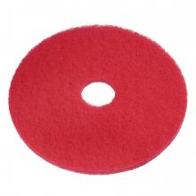 "Vloerpad Taski 3M Scotch Brite 17"" rood 43 cm | 5 stuks"