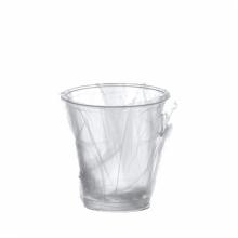 Duni hotelglas normal per stuk verpakt in plastic folie | 1050 stuks