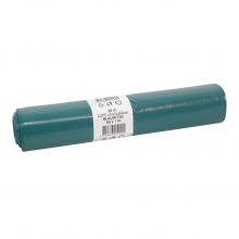 Afvalzak blauw 80x110 cm LDPE T60  | 10 rol x 20 zakken