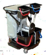 Materiaalkar Taski Enviro Wet Trolley | per stuk