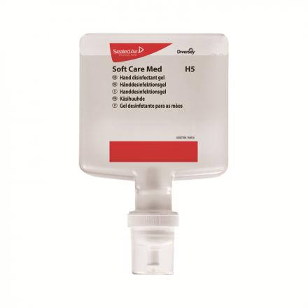 Handdesinfectie IntelliCare Med 4x 1,3 liter