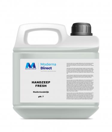 Sanitaire handzeep Fresh can à 5 liter | per stuk